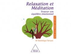 Couverture livre Relaxation et méditation